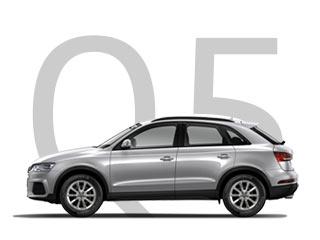 Arrojo Audi - Vehículos Nuevos - Q5
