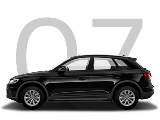 Arrojo Audi - Vehículos Nuevos - Q7